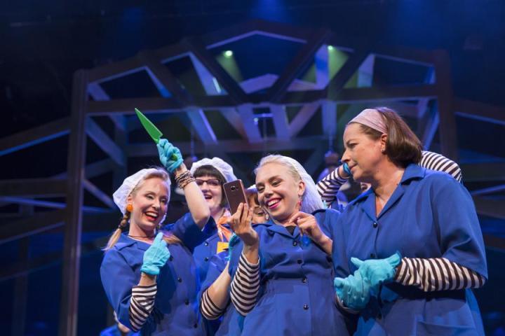 Teatterissa: Ansa – Musikaali liian hyvästäihmisestä