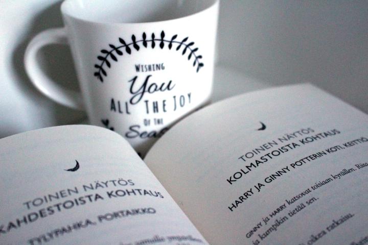 J. K. Rowling, John Tiffany & Jack Thorne: Harry Potter ja kirottulapsi