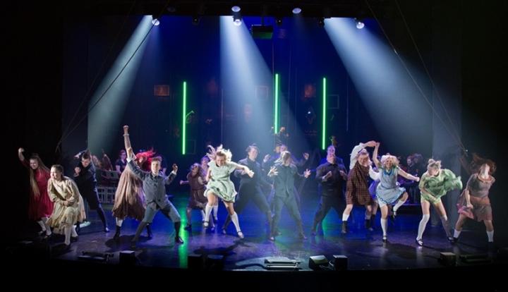 Teatterissa: Spring Awakening