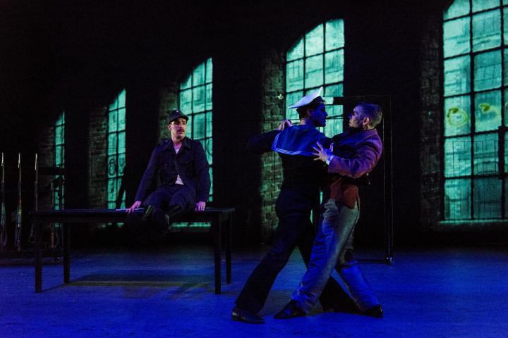 Teatterissa: Tom of Finland-musikaali