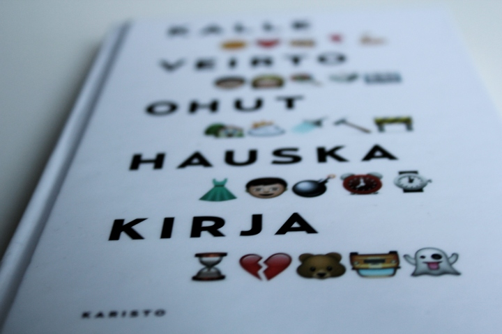 Kalle Veirto: Ohut hauskakirja