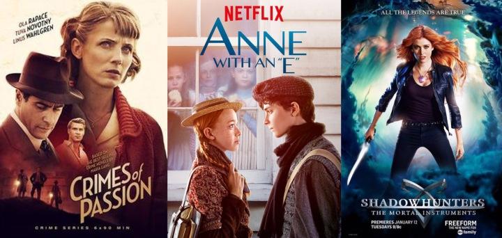 Kirjafriikin Netflix-vinkit