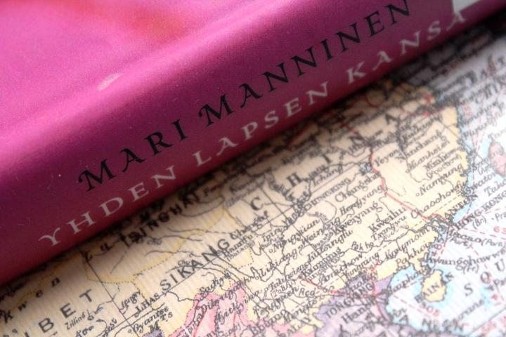 Mari Manninen: Yhden lapsenkansa