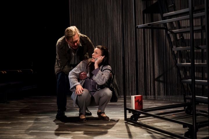 Teatterissa: Yksi iso pitkä rakkaus Tabermannilla,kiitos