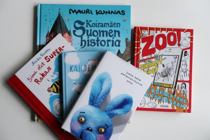 Lasten ja nuorten kirjallisuuden Finlandia (2)