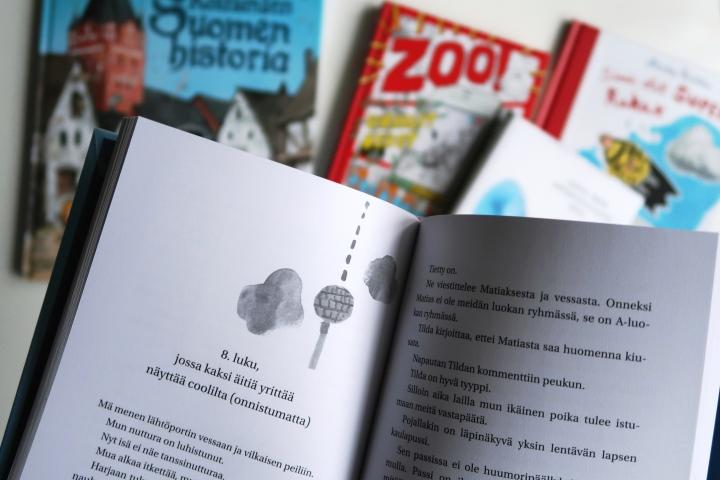 Minkä kirjan minä olisin valinnut Lasten- ja nuortenkirjallisuuden Finlandianvoittajaksi?