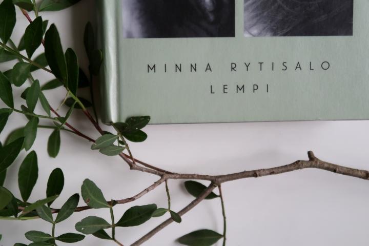Minna Rytisalo: Lempi