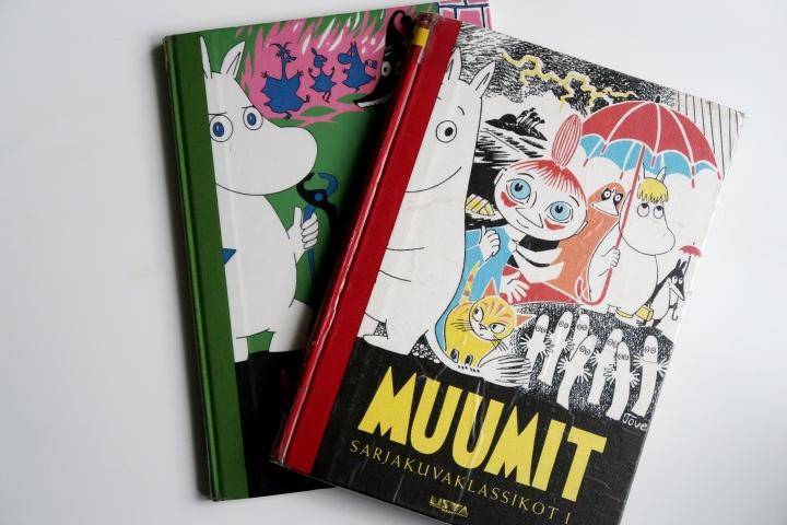Muumit-sarjakuvat (1)