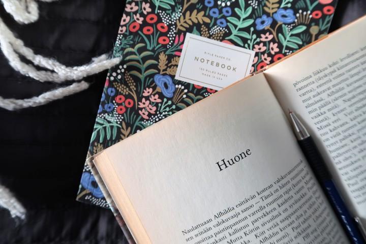 Kun kirja on liian vaikea – Mariaana Jäntti:Amorfiaana