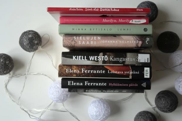 Tammikuun luetut (2)