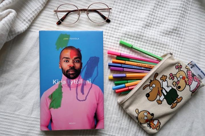 Kirja tytölleni (2)
