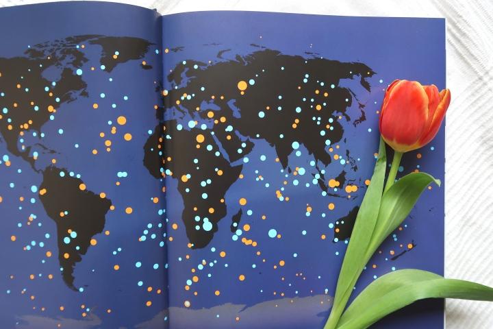 Alastair Bonnet: Uuden ajan atlas – 50 karttaa, jotka muuttavat käsityksesimaailmasta