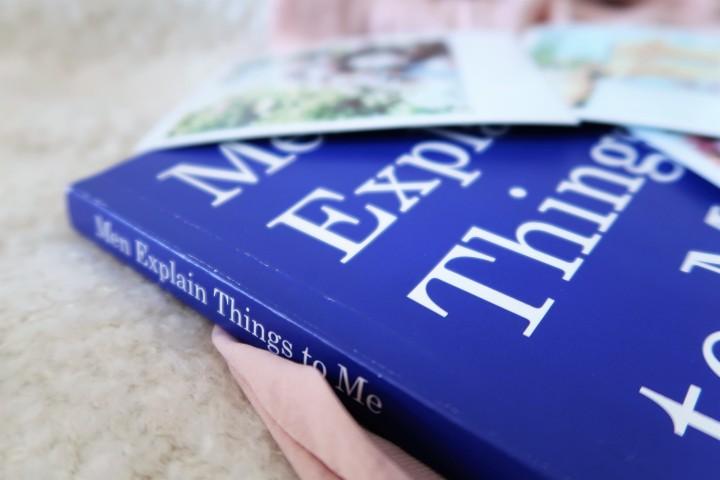 Rebecca Solnit: Men Explain Things toMe