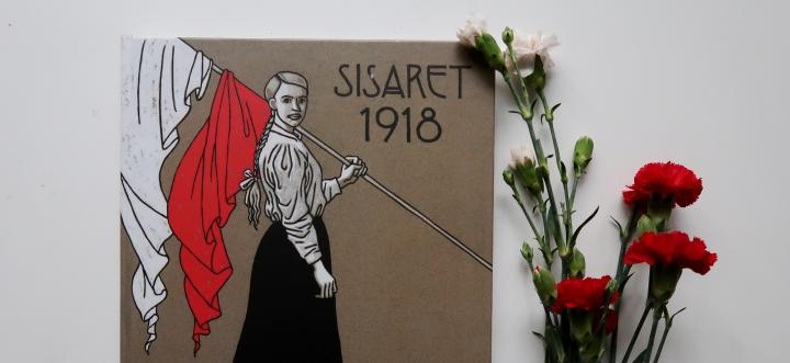Lukuviikon kirjavinkki: Sisaret1918