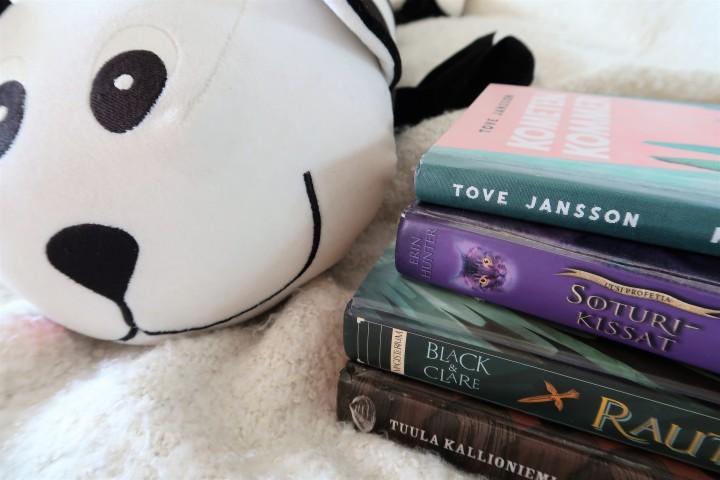 Maailman tärkeintä kirjallisuutta – Teemaviikon ytimessä lapset januoret