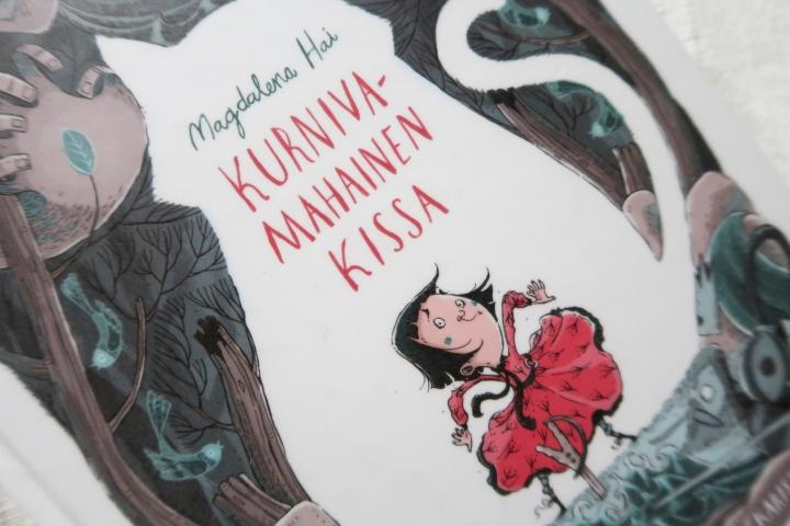 Magdalena Hai: Kurnivamahainenkissa