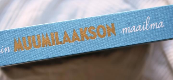 Ihastuttava tietokirja: Tove Janssonin Muumilaaksonmaailma