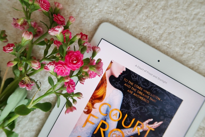 Sarah J Maas: A Court of Frost and Starlight (ACOTAR3.1)
