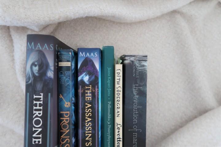 Heinäkuu oli kaikkien aikojen lukemiskuukausi! – Luimme yhteensä 25kirjaa