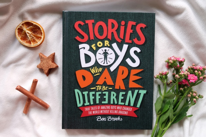 Ben Brooks: Stories for Boys Who Dare to Be Different