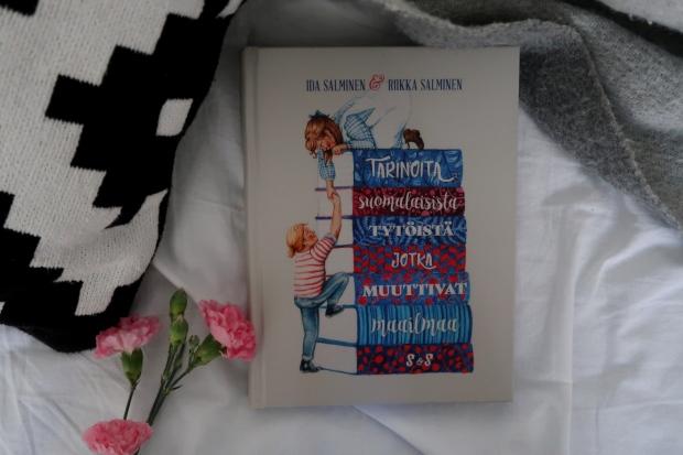 Tarinoita suomalaisista tytöistä jotka muuttivat maailmaa (2)