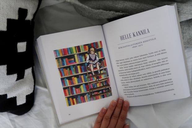 Tarinoita suomalaisista tytöistä jotka muuttivat maailmaa (4)