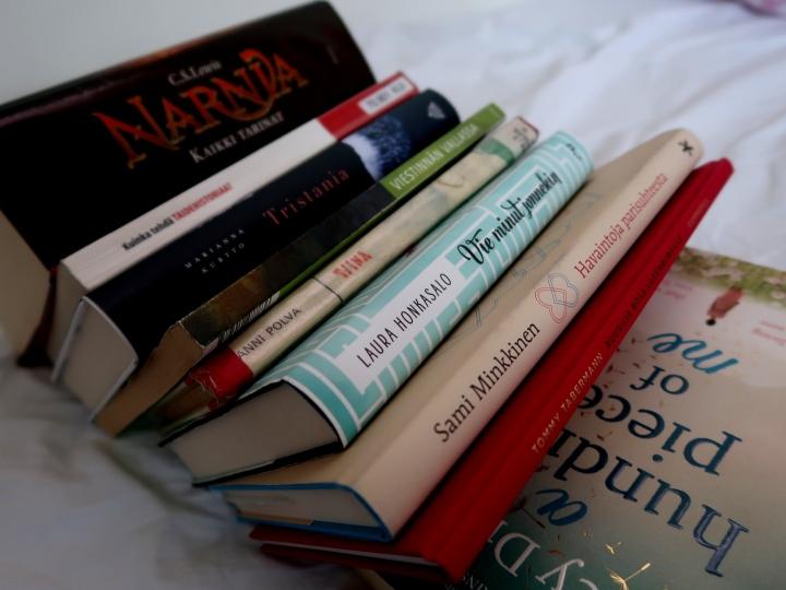 VIDEO: The Book Title Tag – Tartu sinäkinhaasteeseen!