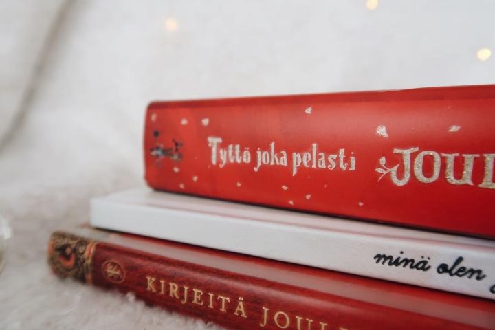 Kolme jouluista miniarviota: Tyttö joka pelasti joulun, Kirjeitä Joulupukilta ja Minä olenJoulupukki
