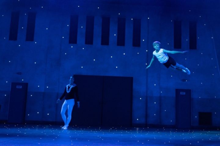 Teatterissa: Billy Elliot