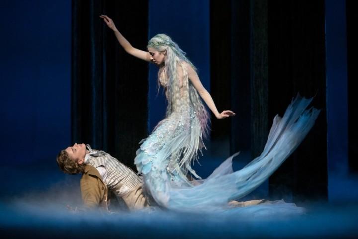 Baletin lumoissa – Pienimerenneito