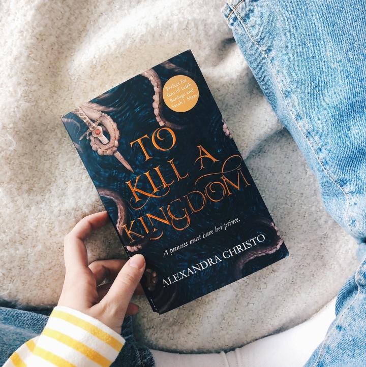 Hurja merenneitoseikkailu – Alexandra Christo: To Kill aKingdom