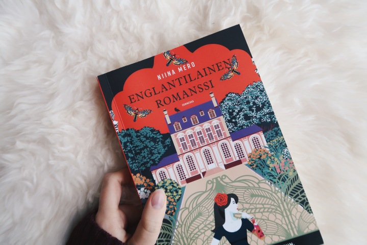 Niina Mero: Englantilainenromanssi