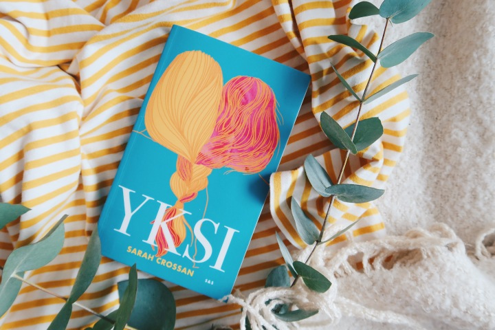 Kevyttä ja raskasta – Näin sujui tämän vuoden lempikirjahaaste