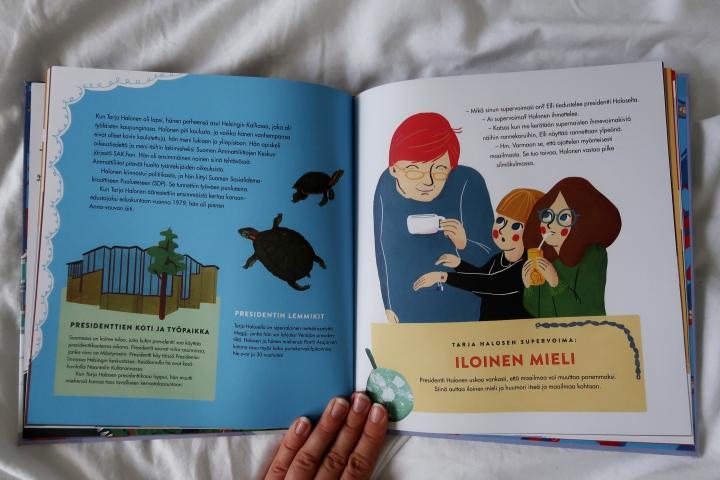 Ihmeellinen Minna ja suomalaiset supernaiset (1)