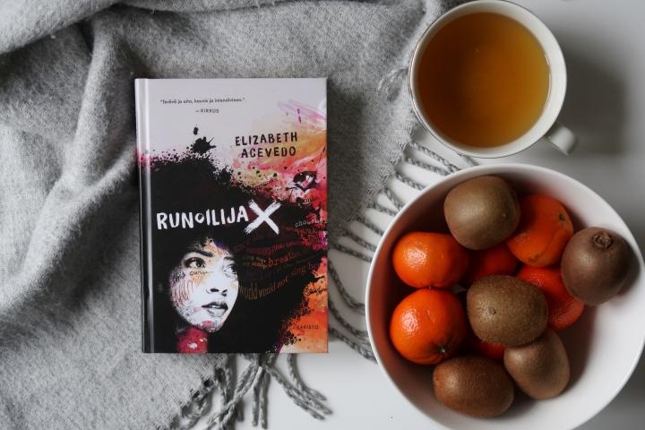 Elizabeth Acevedo: RunoilijaX