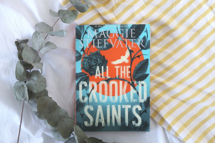 Maggie Stiefvater All the Crooked Saints (1)
