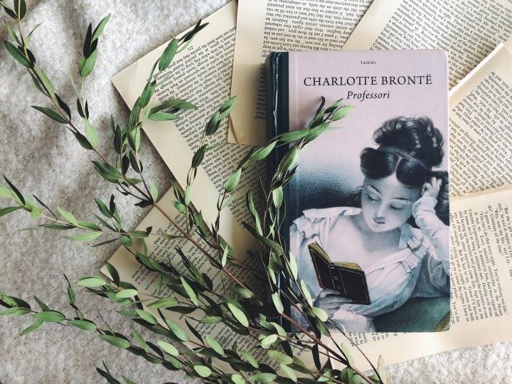 Ristiriitainen klassikko – Charlotte Brontë:Professori