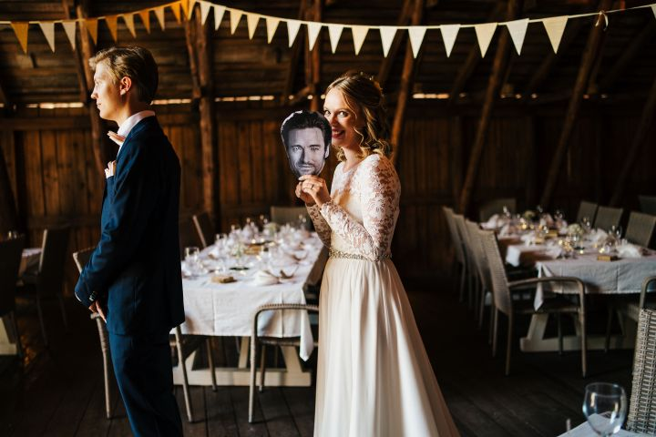 Menin viikonloppuna naimisiin – tässä kaikki häidemme kirjateemaisetyksityiskohdat!