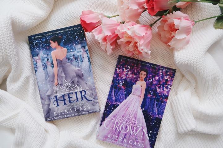 Höttökirjallisuutta parhaimmillaan – Kiera Cass: The Heir & The Crown (Valinta #4,#5)