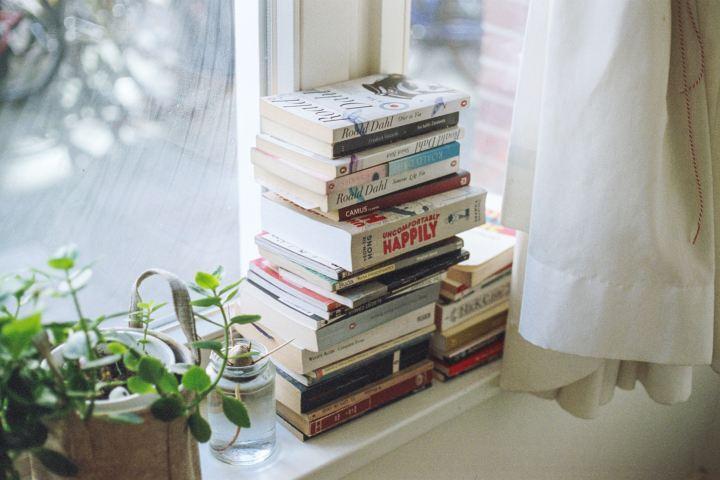 Viisi kirjaa, jotka kaikki muut ovat jo lukeneet, mutta minä en ole vieläehtinyt