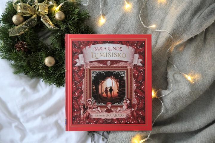 Suloisen surullinen kirja joulunodotukseen – Maja Lunde:Lumisisko