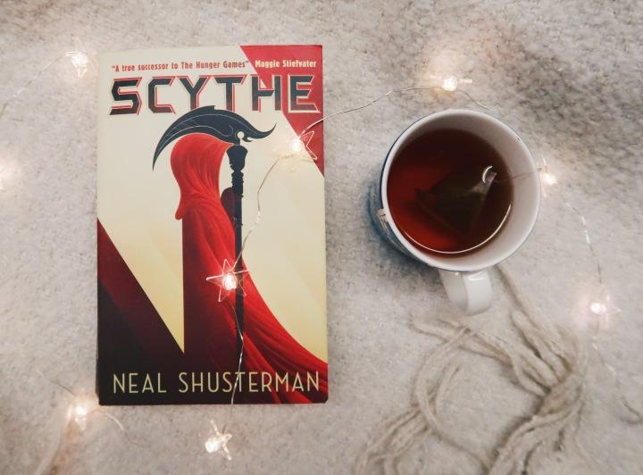 Kun kuolema ei enää pelota, elämästäkin tulee merkityksetöntä – Neal Shusterman:Scythe
