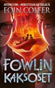 Eoin Colfer Fowlin kaksoset