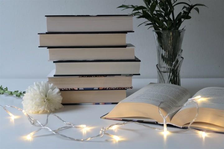 Minäkin listasin sata kirjaa, jotka haluan lukea! – Tässä on LauranTBR100