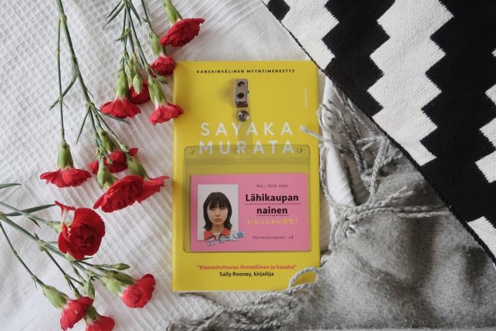 Kokoaan suurempi kirja! – Sayaka Murata: Lähikaupannainen
