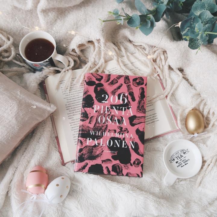 Riipaisevan kauniisti elämästä, kuolemasta ja vahinkolapsista – Wilhelmiina Palonen: 206 pientäosaa