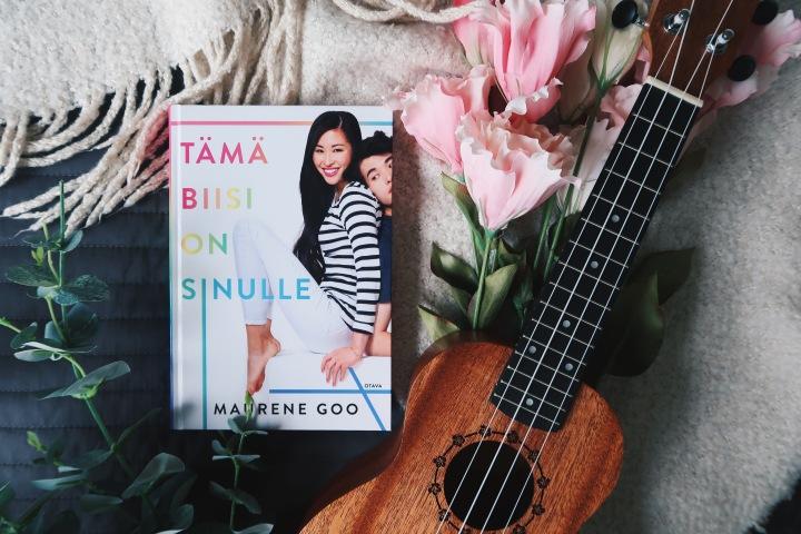 Söpö romanssi k-popin maailmasta – Maurene Goo: Tämä biisi onsinulle