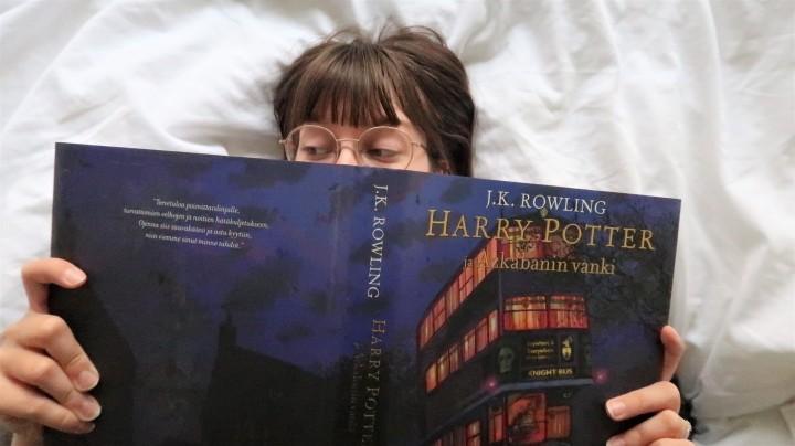 Millainen on Molly Weasleyn salainen elämä ja muita tärkeitä Harry Potter-kysymyksiä