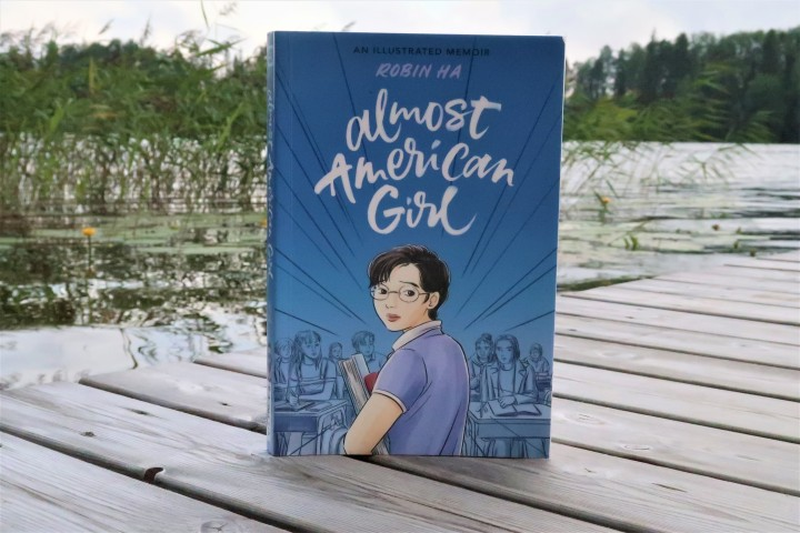 Timanttinen sarjakuva! – Robin Ha: Almost American Girl