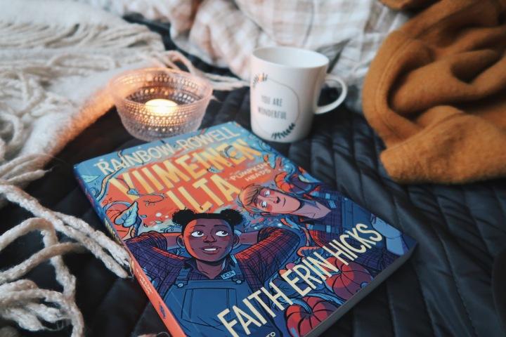 Söpö syyssarjis — Rainbow Rowell & Faith Erin Hicks: Viimeinen ilta —Pumpkinheads